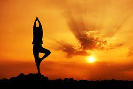 yogasunset